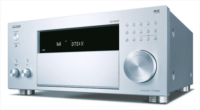 Teufel System 4 THX AVR für Dolby Atmos