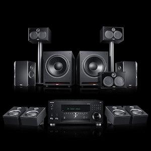 Teufel System 6 THX AVR für Dolby Atmos