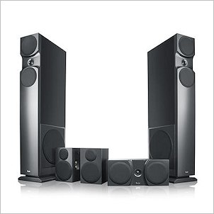 Theater 6 Hybrid - 5.2-Set - black