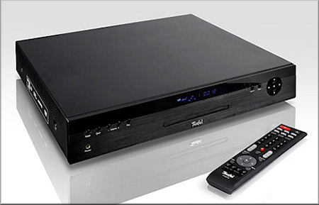 teufel cp 5100 dr dvd receiver technische daten fotos. Black Bedroom Furniture Sets. Home Design Ideas
