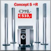 Concept S +R Set 1