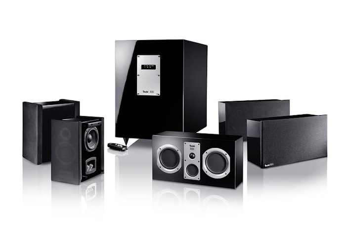 system 8 thx ultra 2 5 1 set cinema high end heimkino hifi lautsprecher. Black Bedroom Furniture Sets. Home Design Ideas
