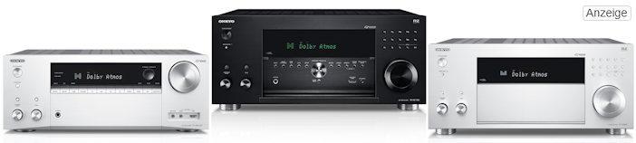 Teufel AV-Receiver, HiFi-Stereo-Receiver