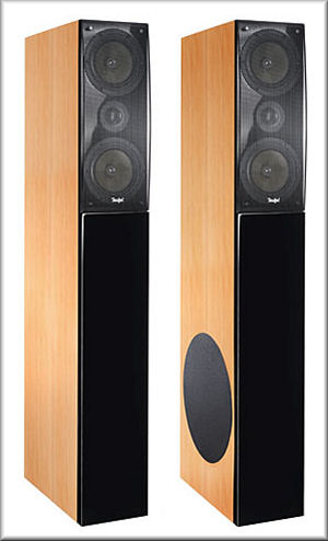 m 420 f hybrid standlautsprecher technische daten. Black Bedroom Furniture Sets. Home Design Ideas