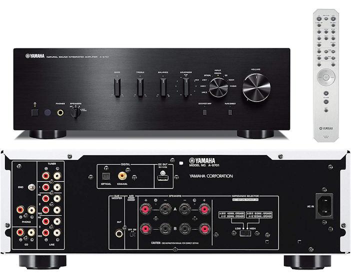 Yamaha A-S701 Stereo-Vollverstärker