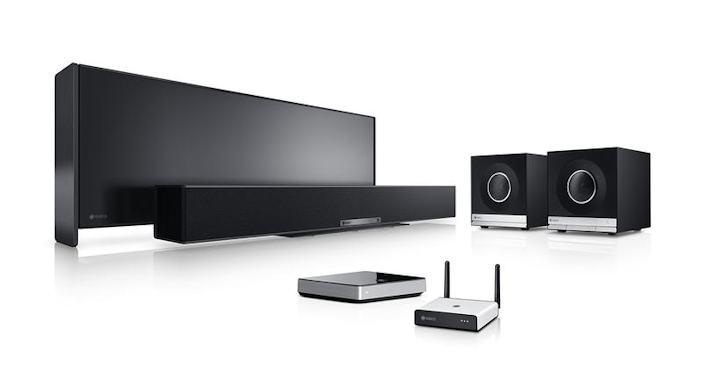 Raumfeld Start TV Stereo Streaming