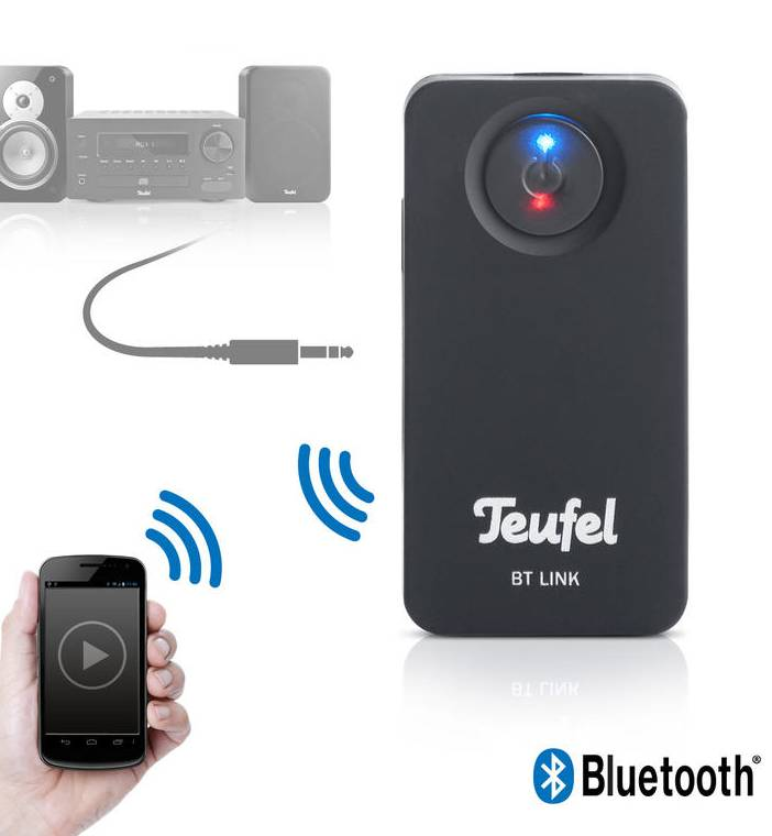 Teufel BT Link Bluetooth Adapter