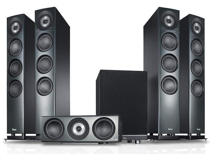 definion 3 surround power edition 5 1 set teufel high. Black Bedroom Furniture Sets. Home Design Ideas